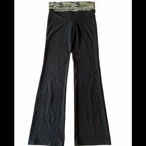 Victoria's Secret Cotton Foldover Flare Legging